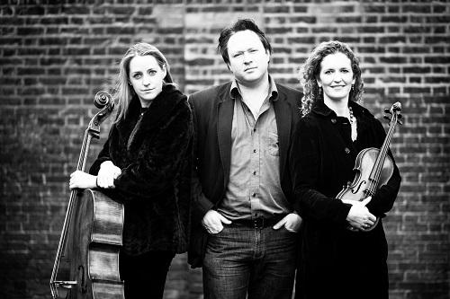 The Aquinas Trio (Katherine Jenkinson, Martin Cousin, Ruth Rogers) (c) Aquinas Trio