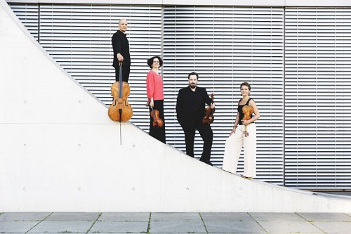 Artemis Quartet (c) Nikolaj Lund