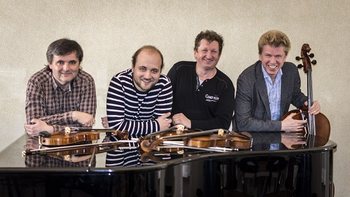 Wihan Quartet with Michal Kaňka (cello)