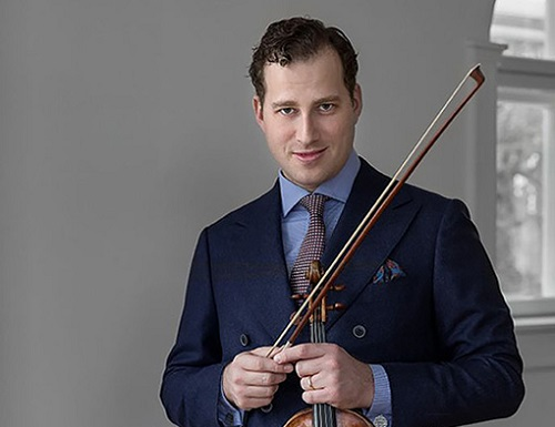 Nikolaj Znaider © Lars Gundersen