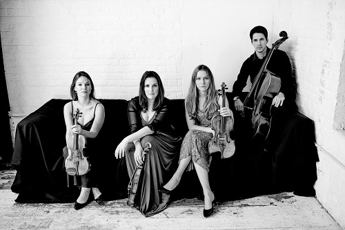 Albion Quartet (c) Steve Gullick