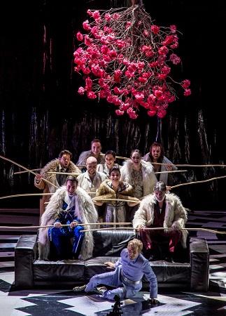 De Nationale Opera: La morte d'Orfeo (c) Ruth Walz