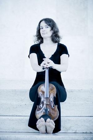 Patricia Kopatchinskaja (c) Marco Borggreve
