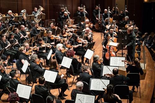 Seattle Symphony Orchestra (c) James Holt