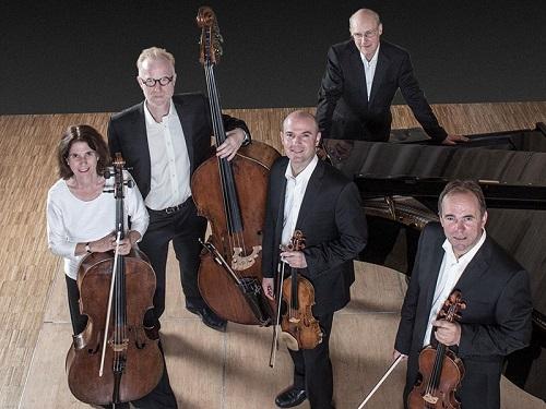 Schubert Ensemble (c) Jack Liebeck
