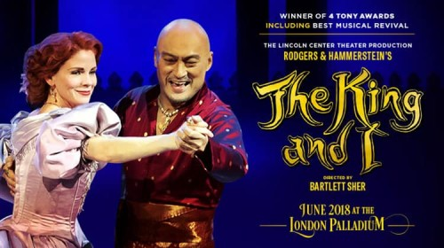 försäljning av skor grossisthandlare söt billig The King and I at the London Palladium and at Cinemas Near You ...