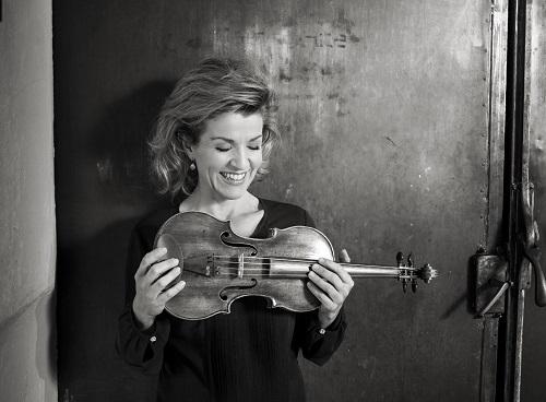 Anne-Sophie Mutter (c) Monika Höfler
