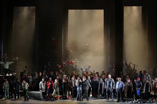 Fidelio. Credit: Brescia/Amisano, Teatro alla Scala