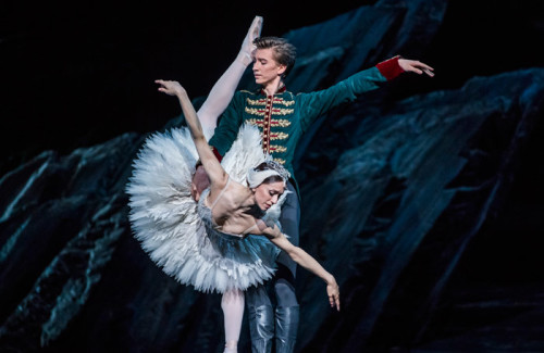 Liam Scarlett's Cygnet for the Royal Ballet is Not Yet a