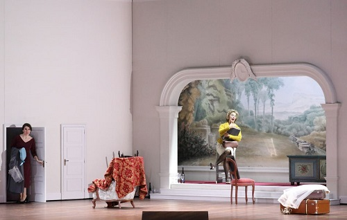 Le nozze di Figaro © W. Hösl