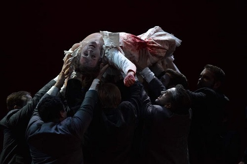Brenda Rae as Lucia © Opera Philadelphia
