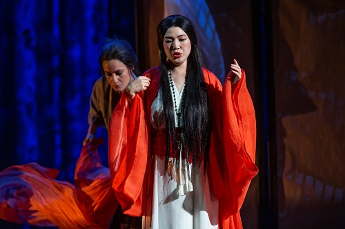 An Unmissable Madama Butterfly in Gothenburg : Seen and