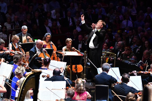 Andrew Davis conducts the BBC Symphony Orchestra (c) BBC/Chris Christodoulou