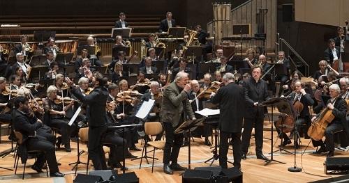 Valery Gergiev conducting Münchner Philharmoniker, Philharmonie, Berlin © Kai Bienert