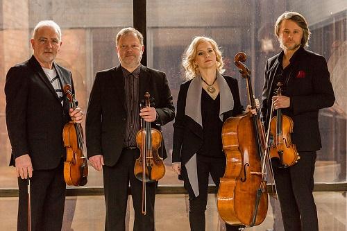 Brodsky Quartet (c) Martina Simkovicova