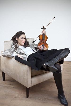 Elicia Silverstein (c) Axel Bernstorff