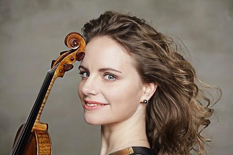 Julia Fischer (c) Uwe Arens
