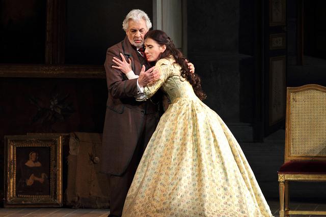 Jaho, Castronovo and Domingo Breathe New Life into a 25th Anniversary Royal  Opera Traviata – Seen and Heard International