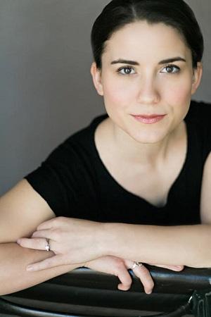 Joélle Harvey (soprano) © Arielle Doneson