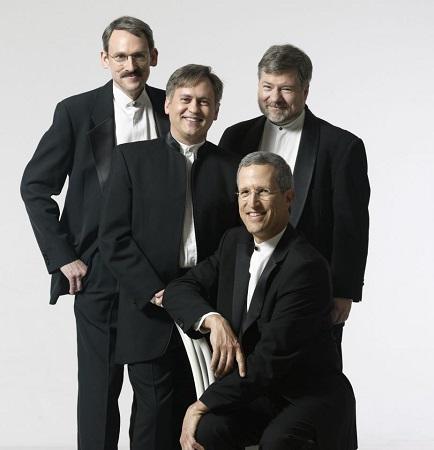 Orion Quartet (c) Lois Greenfield