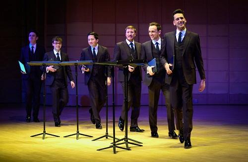 The King's Singers © Jan Gates
