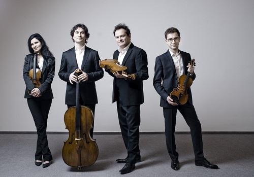 Belcea Quartet (c) Marco Borggreve