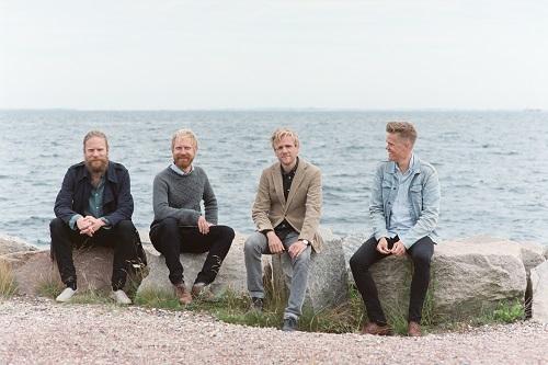 Danish String Quartet. © Caroline Bittencourt