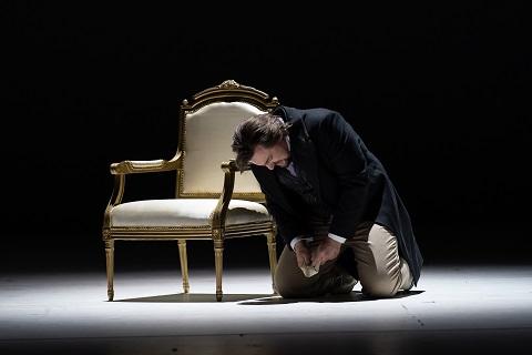 Baritone Ivor Golovatenko as Eugene Onegin at the Washington National Opera (Photo: Scott Suchman)