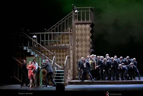 From Falstaff at the Teatro Real © J. del Real