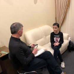 YOUNG RUSSIAN PIANIST ALEXANDRA DOVGAN TALKS TO GREGOR TASSIE : Seen