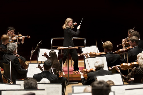 CBSO, Gražinytė-Tyla and Wang Pay Impressive Visit to Zurich : Seen