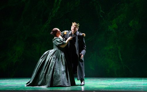 Uneven Zurich Opera Nabucco Disappoints on a Number of