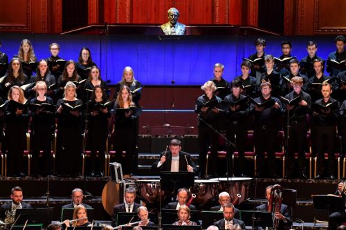 At the Proms, The Creation is Rescued by the BBC Phil and
