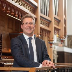 Merton College Choir's Searing MacMillan Launches the 2019