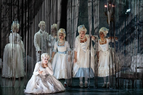 A Splendid Production of The Ghosts of Versailles Premieres at