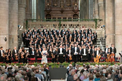 Three Choirs Festival Gives a Belated Handel Première – with