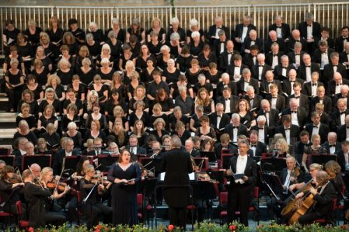 It's 'Anchors Aweigh!' at the Penultimate Three Choirs