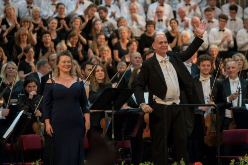 A Blazing Beethoven Ninth Ends the Three Choirs Festival