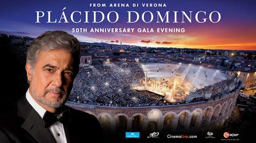 Viva Verdi!' – Plácido Domingo's 50th Anniversary Gala at Arena di ...